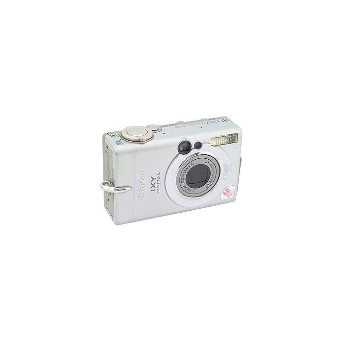 Canon IXY 400 Digital Camera {4.0MP} (Japanese ELPH S400)