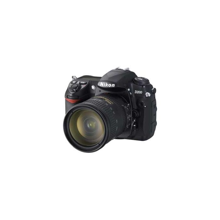 Nikon D200 DSLR Camera with 18-70mm f/3.5-4.5 G Lens {10.25MP}