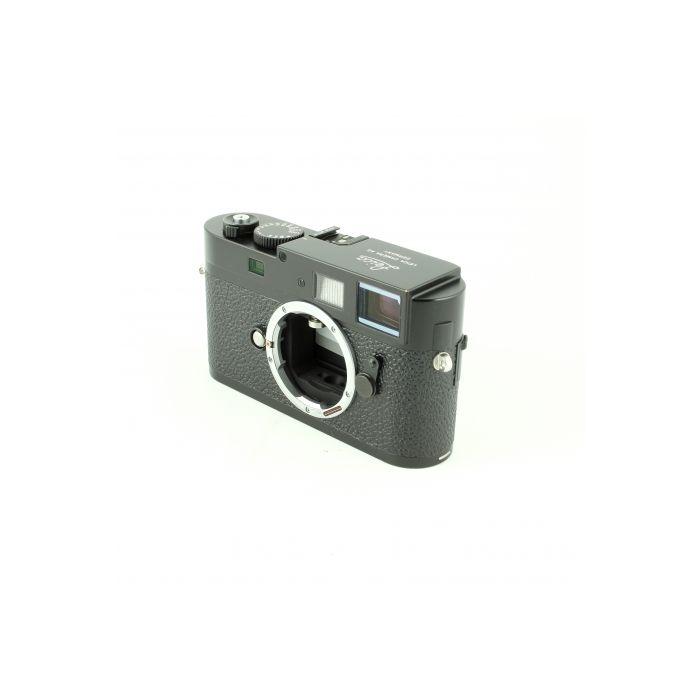 Leica M9P Digital Camera Body, Black Paint {18 M/P} Original Sensor