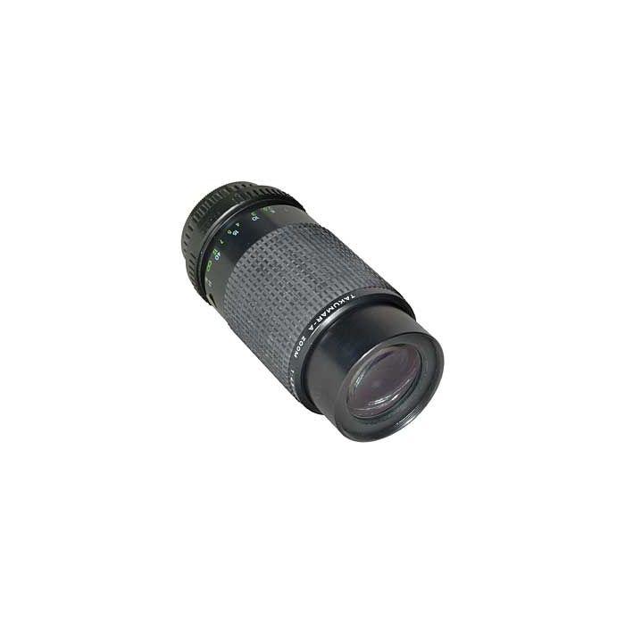 Pentax 70-210mm F/4.5-5.6 Takumar A K Mount Manual Focus Lens {52}
