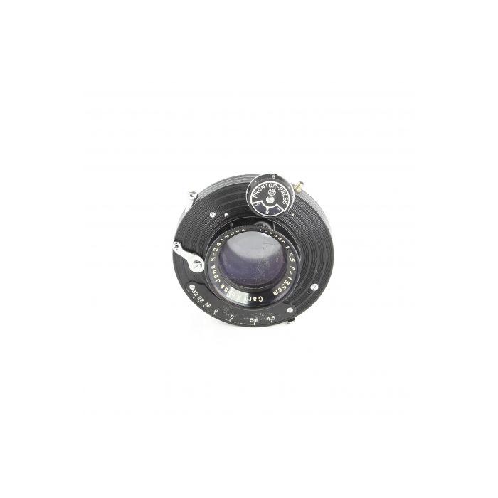 Zeiss 135mm f/4.5 Jena Tessar Prontor-Press BT (42MT) 4x5 Lens