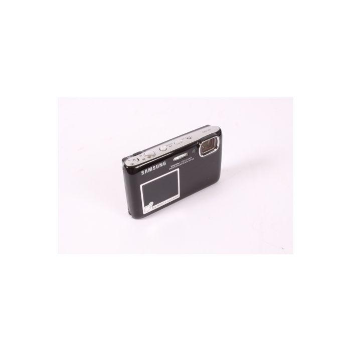 Samsung ST100 Digital Camera, Black {14.2MP}