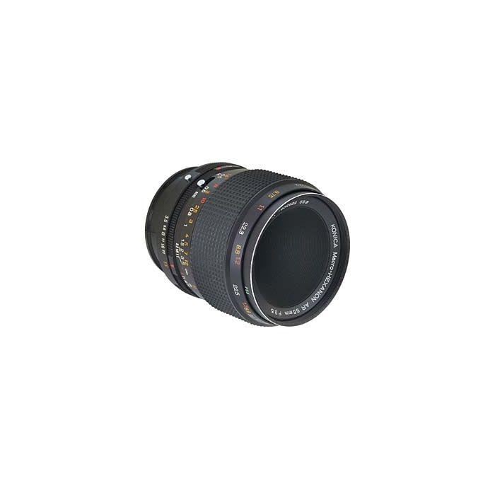 Konica 55mm f/3.5 Hexanon Macro EE AR Mount Lens {55}
