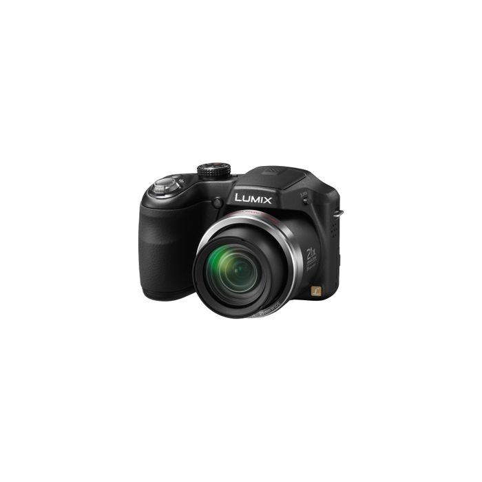 Panasonic Lumix DMC-LZ20 Black Digital Camera (16 M/P)