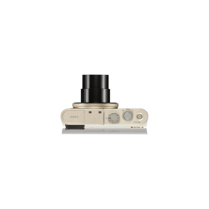 Leica C (Typ 112) Digital Camera, Light Gold {12.1MP}