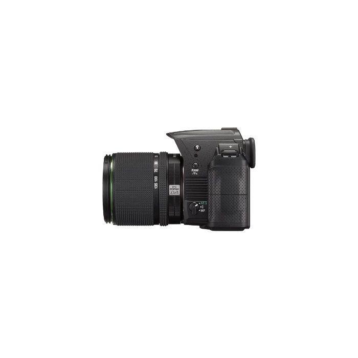 Pentax K-30 Black Digital Camera With 18-55mm F/3.5-5.6 DAL AL Lens (52) {16.3MP}