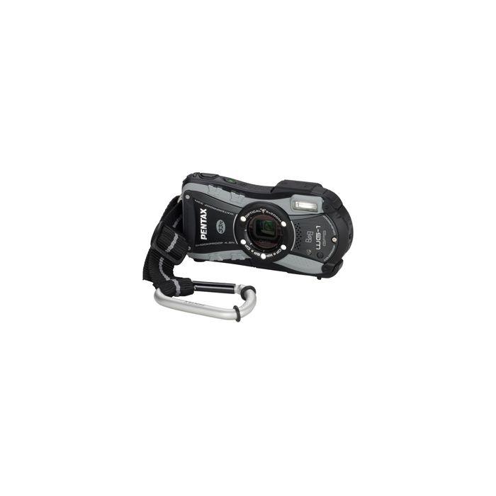Pentax Optio WG-1 GPS Gray Digital Camera {14 M/P}