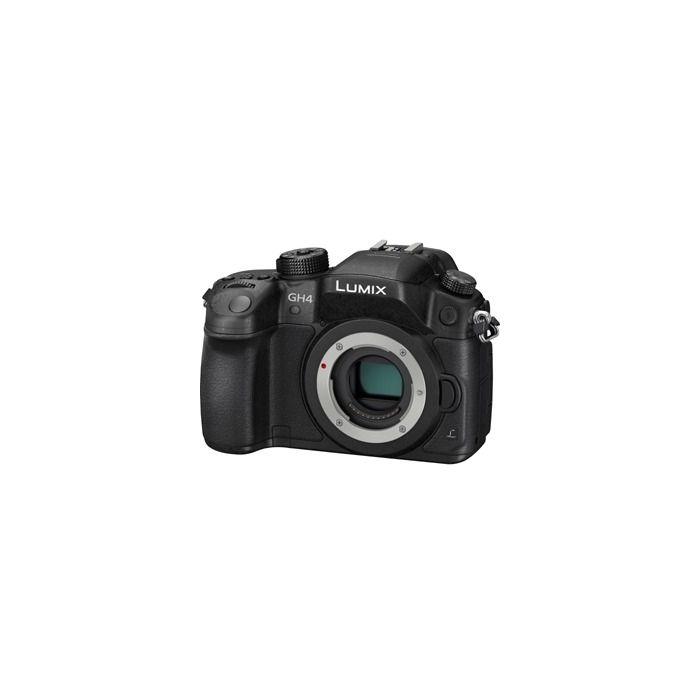 Panasonic Lumix DMC-GH4 Mirrorless Micro Four Thirds Digital Camera Body, Black {16MP}