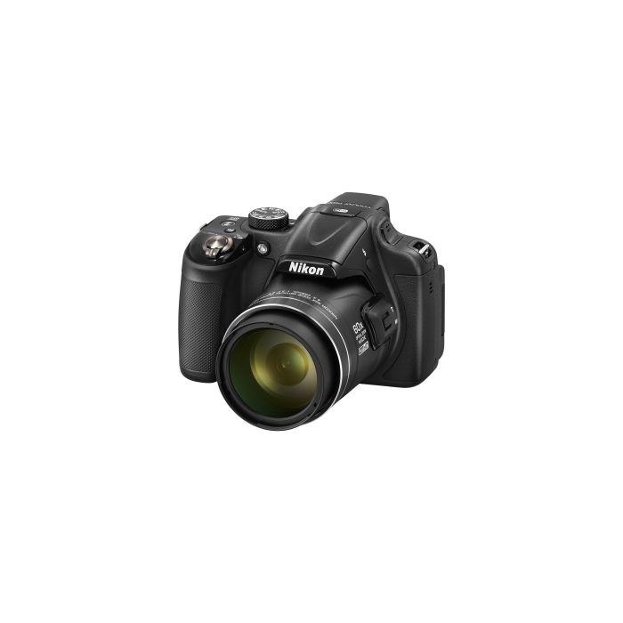 Nikon Coolpix P600 Digital Camera, Black {16.1MP}