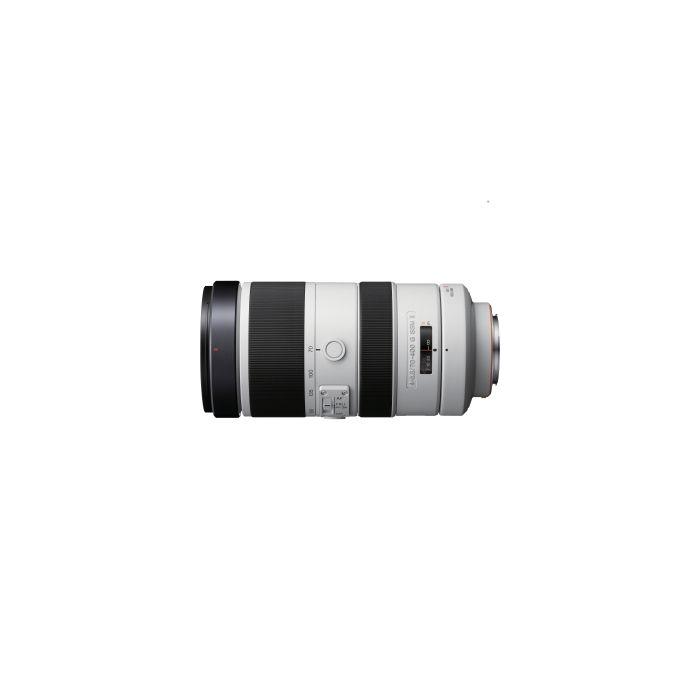Sony 70-400mm F/4-5.6 G SSM II Alpha Mount Autofocus Lens, White {77}