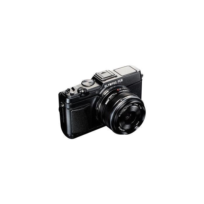 Olympus PEN E-P5 Mirrorless Micro Four Thirds Digital Camera Body, Black {16.1MP}
