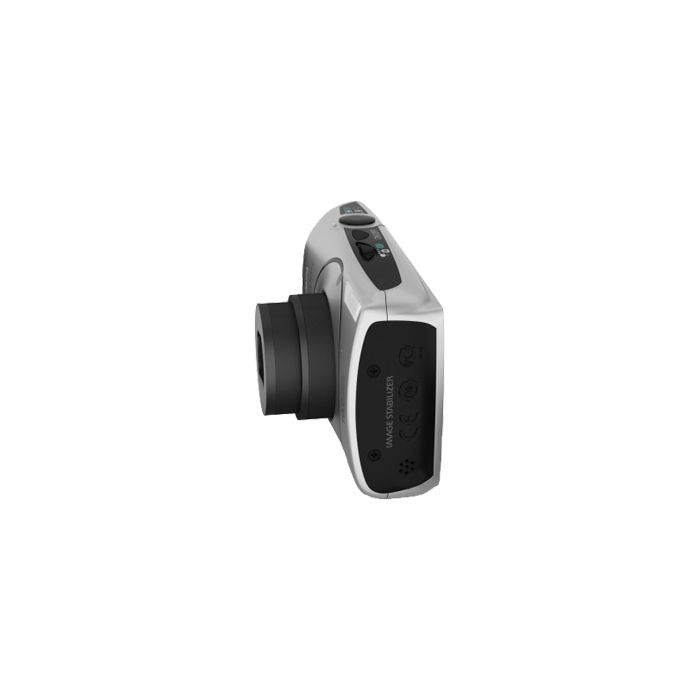 Canon Powershot SD4000 IS Silver Digital Camera {10MP}