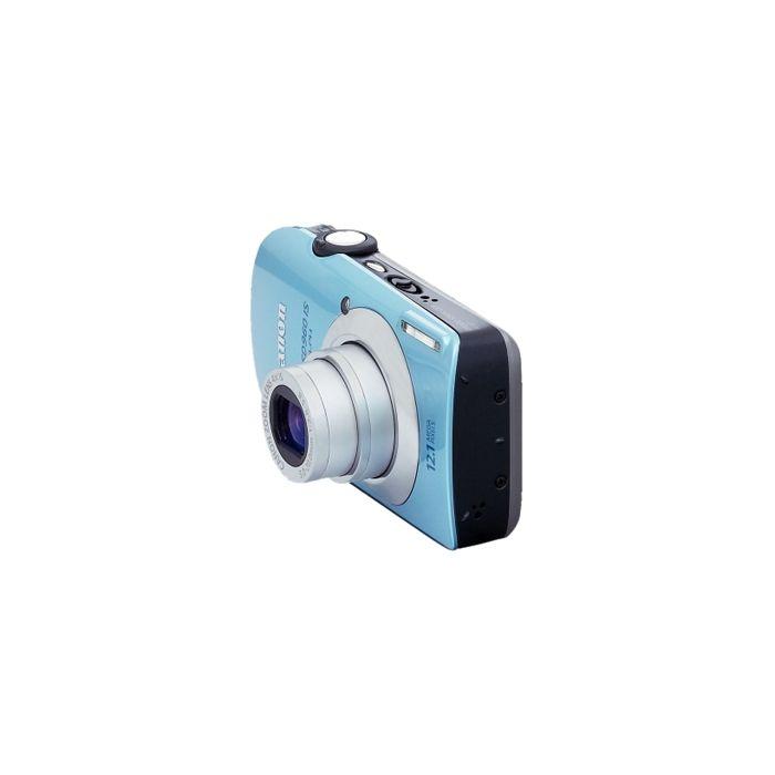 Canon Powershot SD960 IS Blue Digital Camera {12.1 M/P}