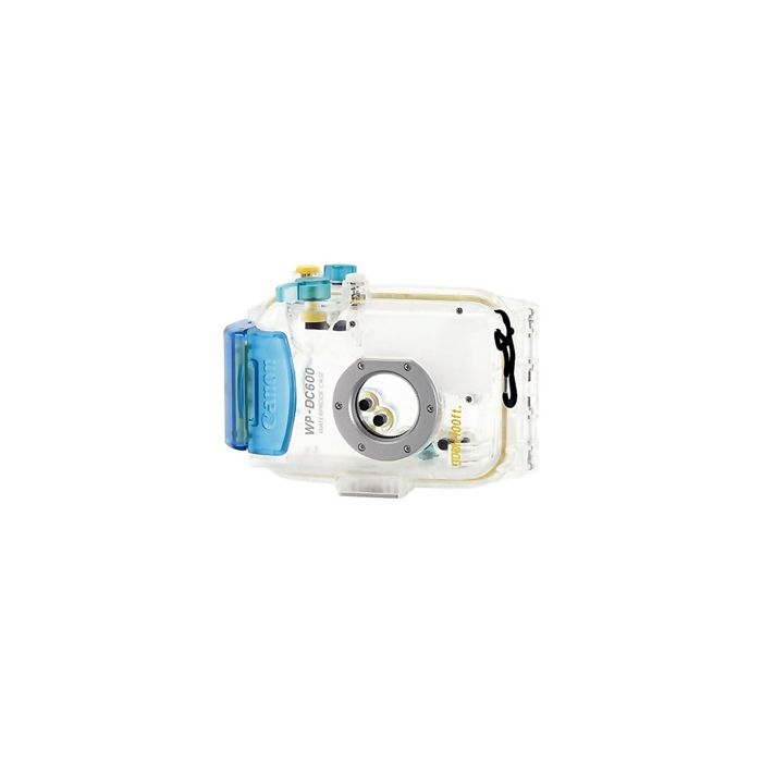 Canon Waterproof Underwater Case WP-DC600 (S200/230) Rated To 100\'