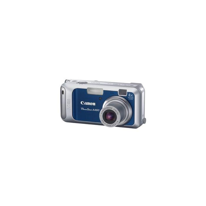 Canon Powershot A460 Digital Camera {5MP}