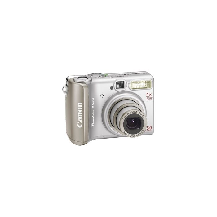 Canon Powershot A530 Digital Camera {5MP}