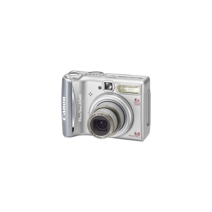 Canon Powershot A540 Digital Camera {6MP}