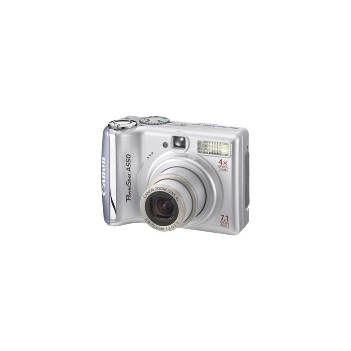 Canon Powershot A550 Digital Camera {7.1MP}