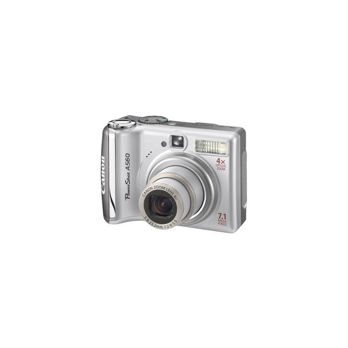 Canon Powershot A560 Digital Camera {7.1MP}