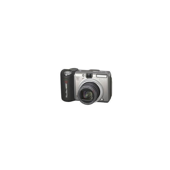 Canon Powershot A650 IS Digital Camera {12.1 M/P}