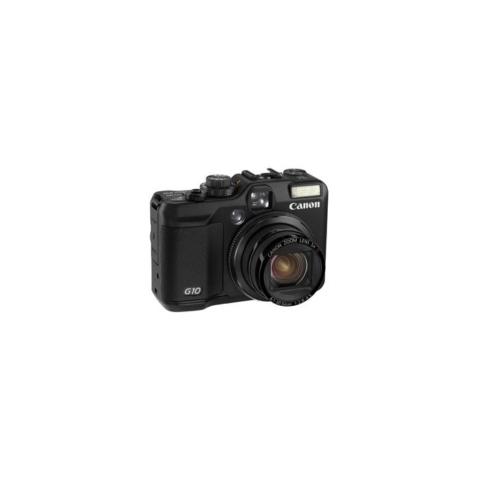 Canon Powershot G10 Digital Camera {14.7MP}