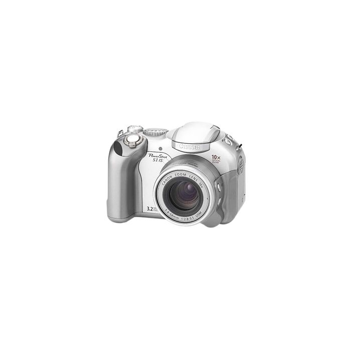 Canon Powershot S1 IS Digital Camera {3.2MP}