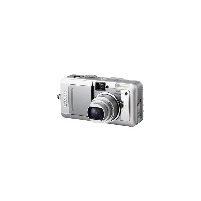 Canon Powershot S60 Digital Camera {5.0 M/P}
