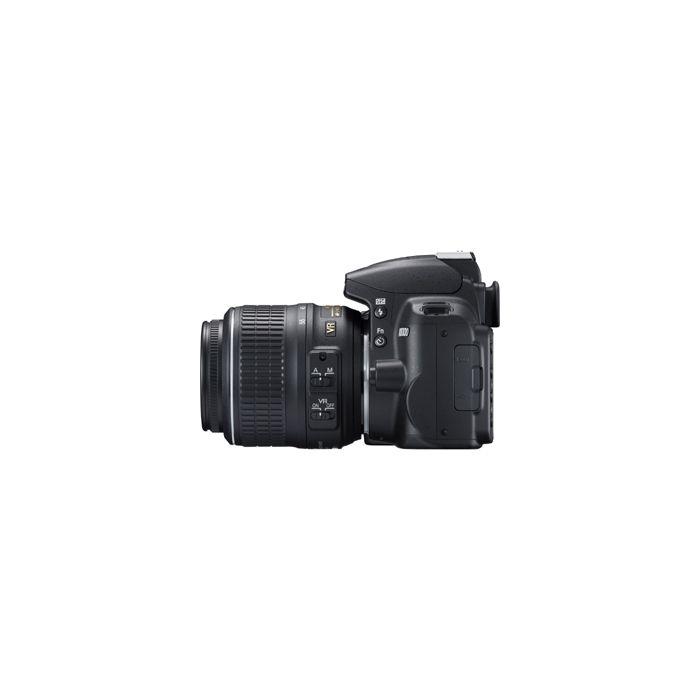 Nikon D3000 DSLR Camera with 18-55mm f/3.5-5.6 G VR Lens {10.2MP}