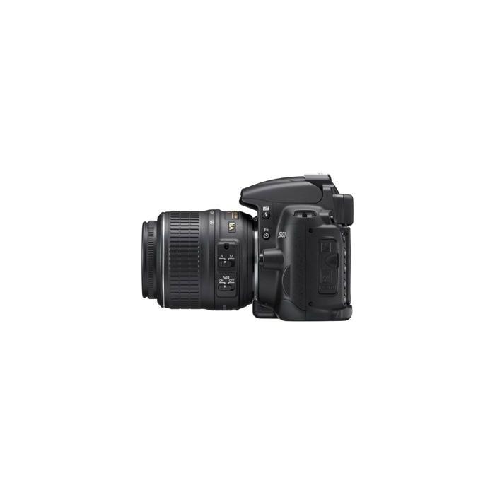 Nikon D5000 DSLR Camera with 18-55mm f/3.5-5.6 G VR AF-S DX Lens {12.3MP}