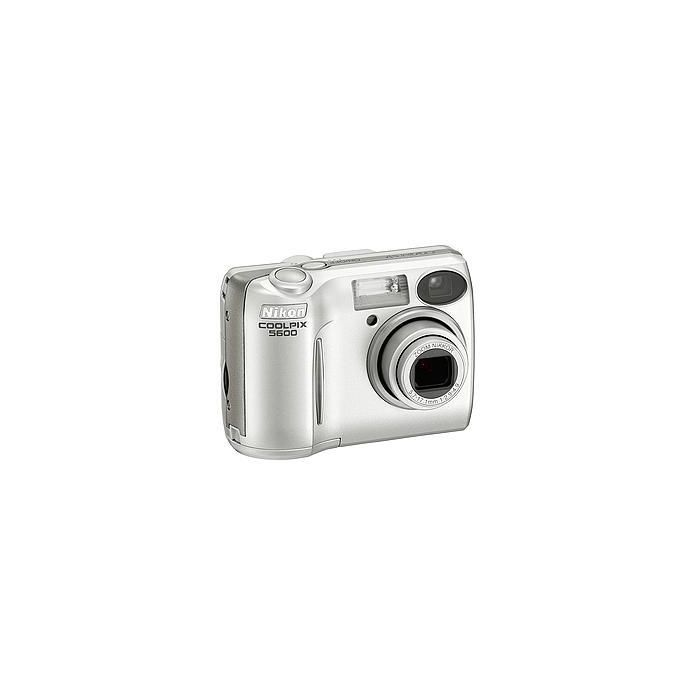 Nikon Coolpix 5600 Digital Camera, Black {5.1MP}