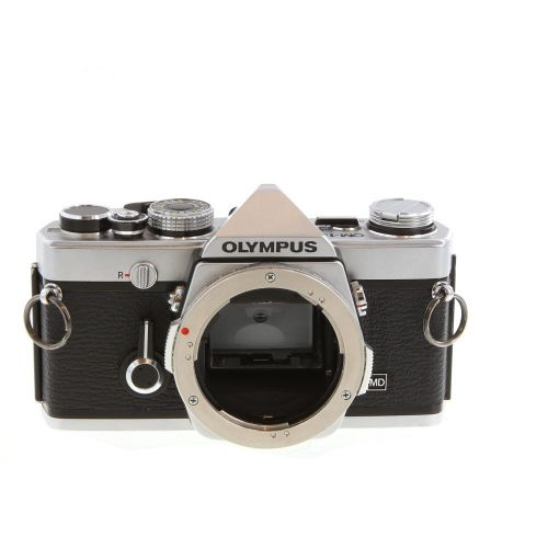 Olympus OM-1 MD 35mm Camera Body, Chrome (Without Shoe)